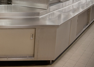Stainless Steel Cabinets - Raleigh, NC