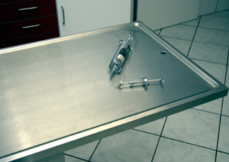 Stainless Steel Tables - Raleigh, NC