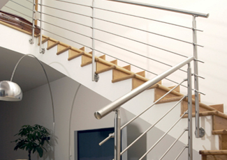 Stainless Steel Handrails - Raleigh, NC